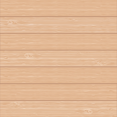 realistic wood texture background, light brown color Stock Vector - 13610601