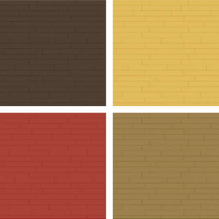 like a brick wall background, vector image photo