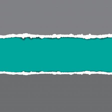 Torn paper Stock Vector - 14464674
