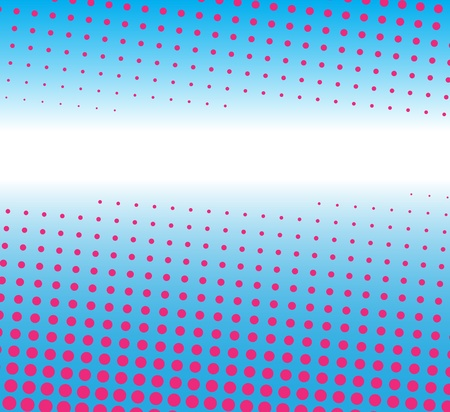 Vector abstract blue and pink background for design Vector