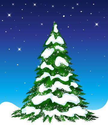 christmas tree Stock Vector - 15752024