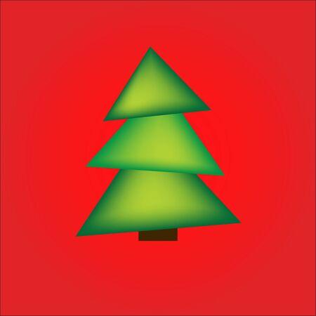 Christmas card Stock Vector - 15752020