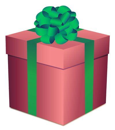 Gift box Stock Vector - 16079508