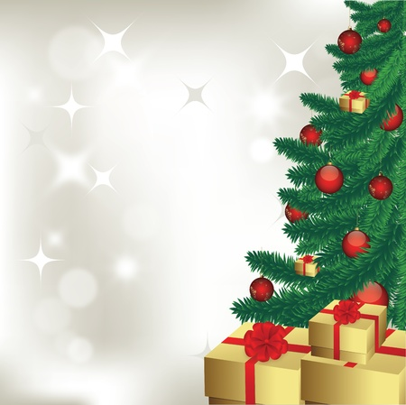 Christmas tree Stock Vector - 16358705