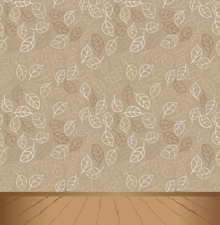 Beige interior vector Stock Vector - 19970739
