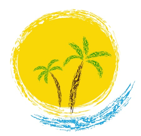 Summer vector Stock Vector - 20274834