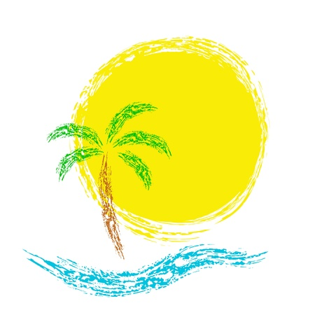 Summer vector Stock Vector - 20274831