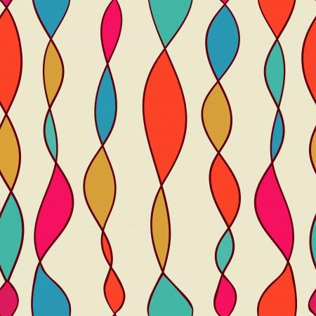 Retro colors pattet for design
