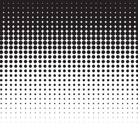gradation: halftone for backgrounds and design