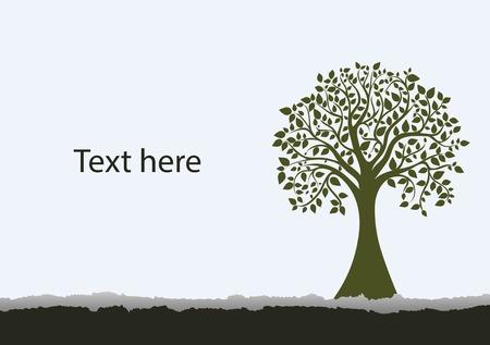 Vector tree Vector