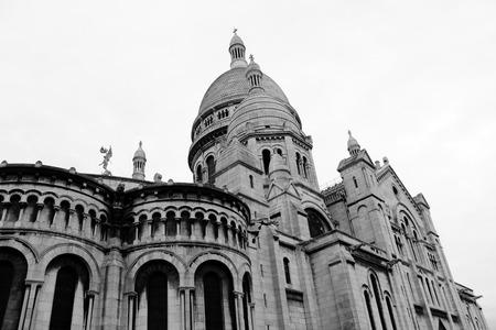 coeur: Sacre Coeur Stock Photo