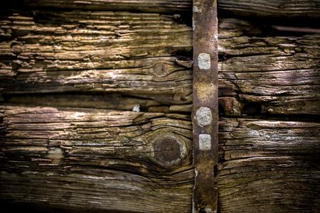 ferreteria: fondo de madera Foto de archivo