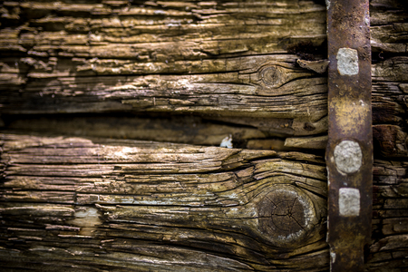 ferretería: fondo de madera Foto de archivo