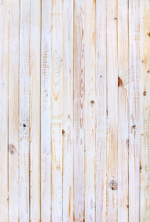 grungy wood: White Wooden Planks in the Row, background