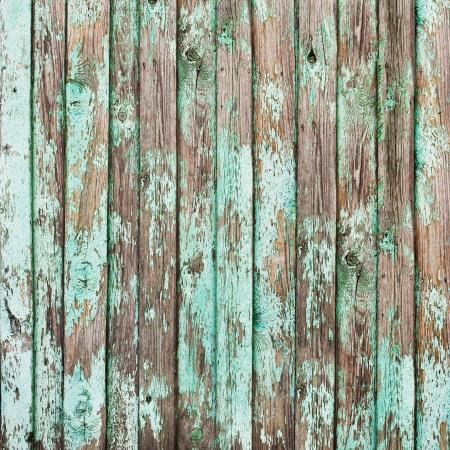 Old Shabby hölzerne Planken mit Farbe geknackt Farbe, Hintergrund Standard-Bild - 19974593
