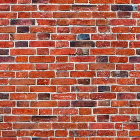 Seamless Color brickwork, background photo