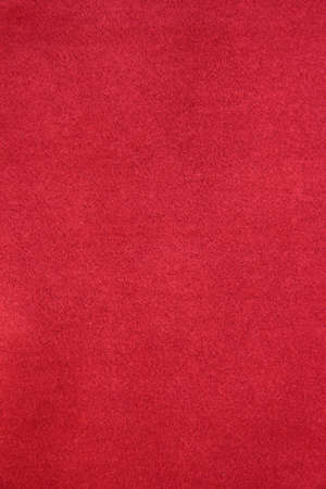 Red suede for the background