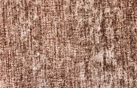 Texture of velor beige with brown