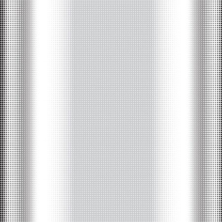 halftone background: Abstract black and white halftone background Illustration