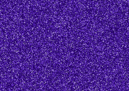 glittery: Violet glitter texture background consisting of small stars.