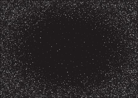 Noël, modèle de carte de nouvelle année avec fond d'arrière-plan en forme d'étoile en forme d'étoile abstraite.