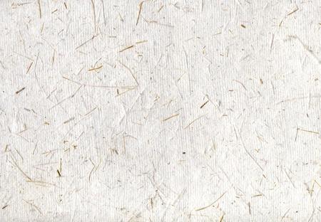 Met de hand gemaakte japan rijstpapier achtergronden, scan textuur Stockfoto