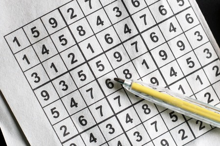 Crossword their numbers and yellow handle, education