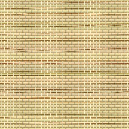 Wicker Seamless Pattern. Realistic vector, highly detailed. Illusztráció