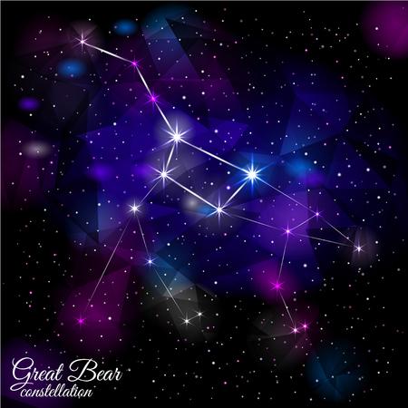 Great Bear Constellation.