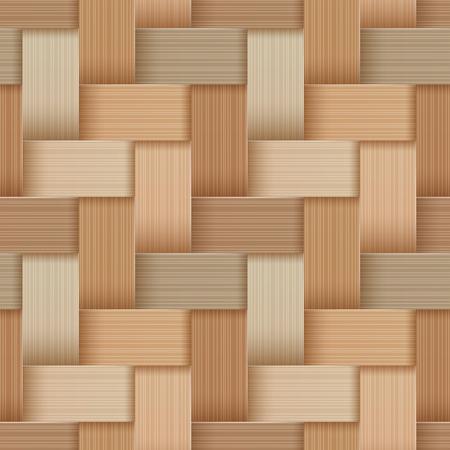 Birchbark Basketwork. Illusztráció