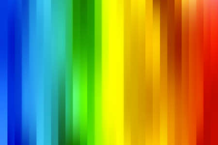 Rainbow background vertical paint vector color art