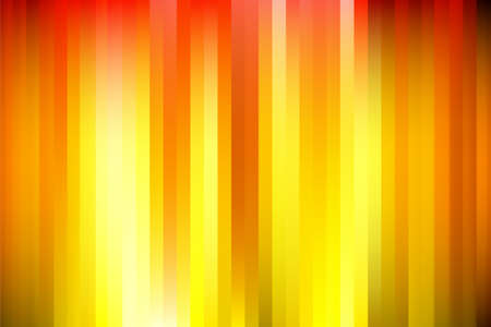 Orange and yellow shine stripes background concept