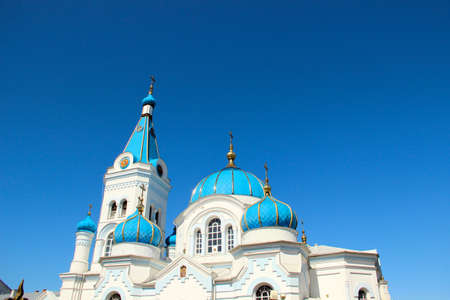St. Simeon's and St. Anna's Orthodox Cathedral based in Jelgava, Latvia.