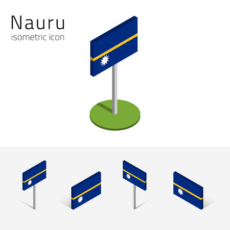 252 Nauru Map Stock Vector Illustration And Royalty Free Nauru Map