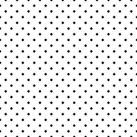 perforation texture: Vector monochrome seamless pattern, polka dot texture, small circles & spots. Simple geometric background, abstract black & white wallpaper, repeat tiles. Design for print, textile, decoration, cloth Illustration