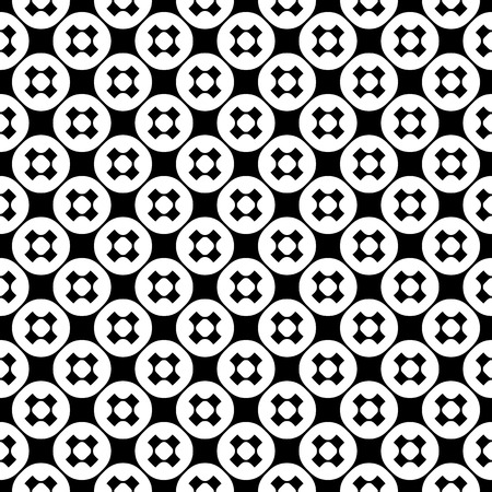 bolt: Vector monochrome seamless pattern, simple minimalist texture with crosses