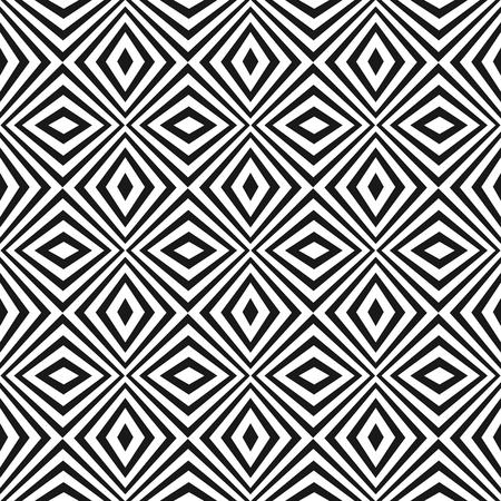 Vector Sin Patrn Con Rayas Blancas Y Negras Textura Moderna Simple