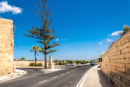 crossroad: Cruce en Malta