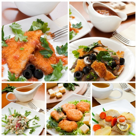 home cooked: Appetizing home cooked food