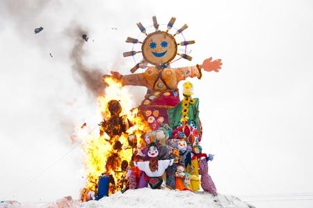 maslenitsa: Maslenitsa - Russian religious holiday