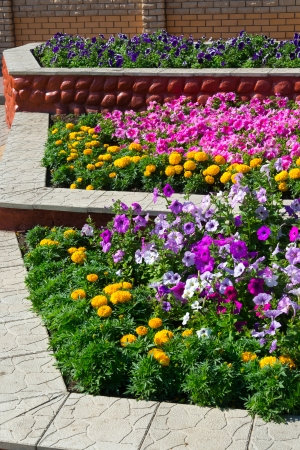 3 装飾用の花壇