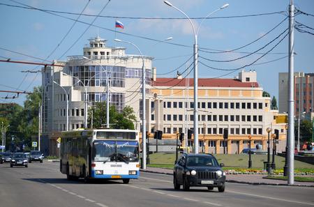 arbitration: Lipetsk, RUSSIA - 05.08.2015. The Arbitration Court of a Lipetsk region.