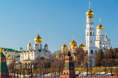 cathedrals: The Cathedrals of the Moscow Kremlin, Russia