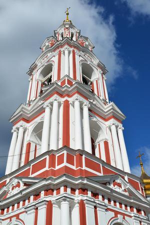 martyr: Temple of the Great Martyr Nikita on a Staraya Basmannaya Street, Moscow, Russia