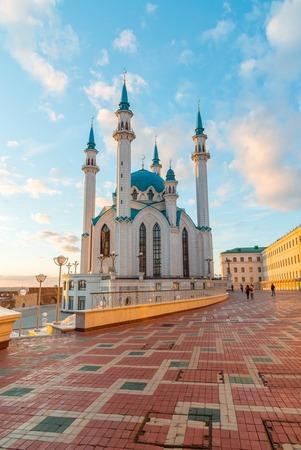 tatarstan: Kul-Sharif mosque in Kazan Kremlin in Tatarstan, Russia