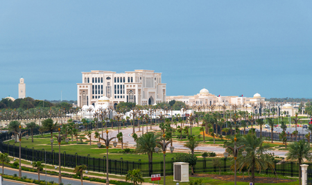 Ministry of Presidential Affairs in Abu Dhabi, UAE