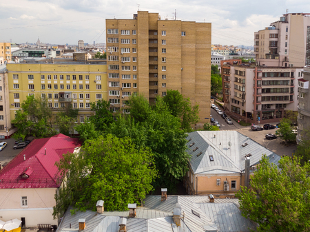 Tverskoy Administrative District of Moscow, Russia