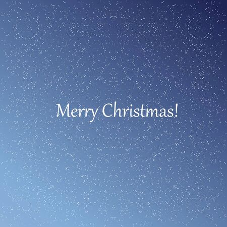 Merry Christmas & Happy New Year background. Greeting card. Vector illustration.