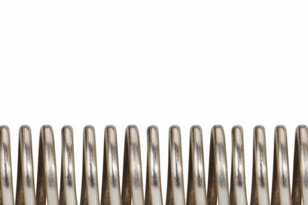 metal spring: metal spring Stock Photo