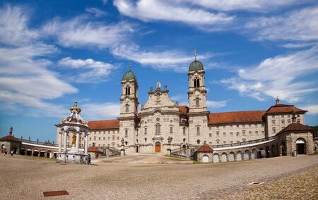 abbey: Benedictine abbey of Einsiedeln, Switzerland